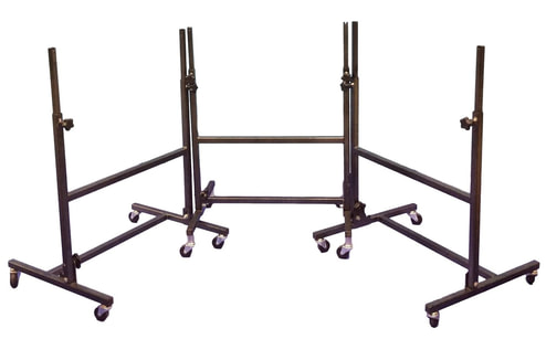 Guitar Steel Drum Stands
