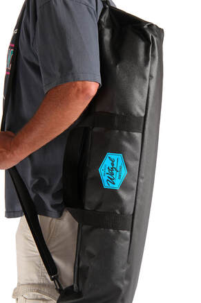 Roomy Duffel Bag - Great for holding your Wetzel Single Tripod Steel Drum Stand.