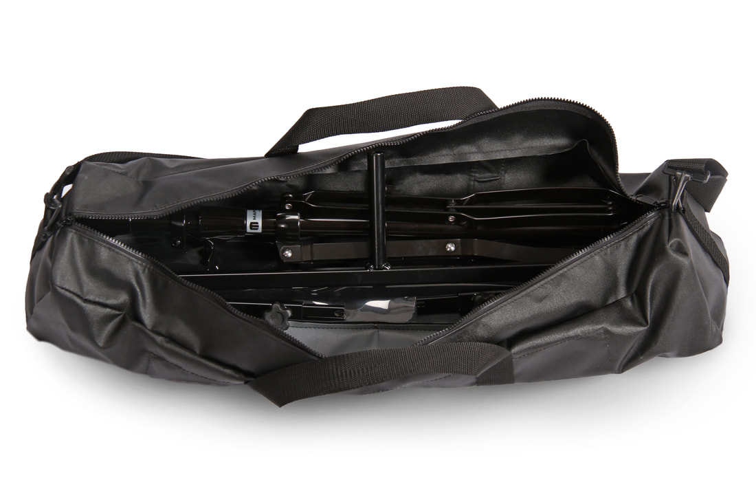 Premium Duffel Bag - Perfect for holding your Wetzel Single Tripod Stand.